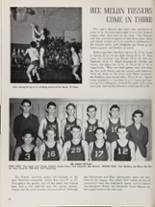 1940 University High School Yearbook Page 122 & 123