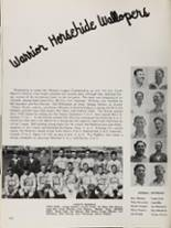 1940 University High School Yearbook Page 126 & 127