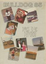 1985 Yearbook Forsyth Central High School