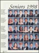 1998 Foley High School Yearbook Page 86 & 87