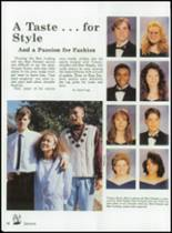 1992 Lackey High School Yearbook Page 30 & 31