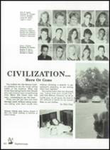 1992 Lackey High School Yearbook Page 76 & 77