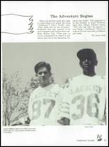1992 Lackey High School Yearbook Page 92 & 93