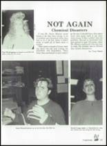1992 Lackey High School Yearbook Page 100 & 101
