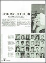 1992 Lackey High School Yearbook Page 104 & 105