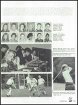 1992 Lackey High School Yearbook Page 106 & 107