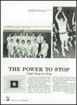 1992 Lackey High School Yearbook Page 132 & 133