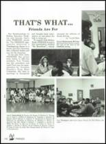 1992 Lackey High School Yearbook Page 156 & 157