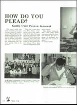 1992 Lackey High School Yearbook Page 158 & 159