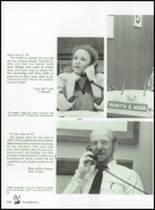 1992 Lackey High School Yearbook Page 182 & 183