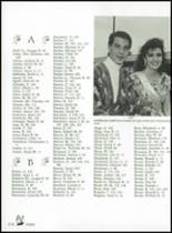 1992 Lackey High School Yearbook Page 224 & 225