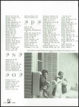 1992 Lackey High School Yearbook Page 230 & 231