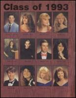 1993 Smithsburg High School Yearbook Page 10 & 11