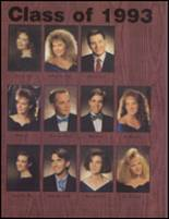 1993 Smithsburg High School Yearbook Page 12 & 13