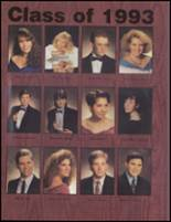 1993 Smithsburg High School Yearbook Page 14 & 15