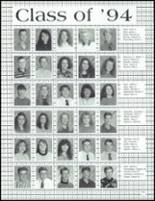1993 Smithsburg High School Yearbook Page 26 & 27