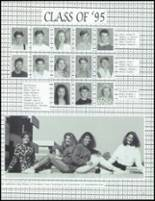 1993 Smithsburg High School Yearbook Page 34 & 35
