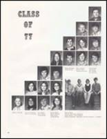 1976 Ft. Gibson High School Yearbook Page 50 & 51