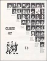 1976 Ft. Gibson High School Yearbook Page 56 & 57