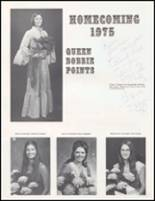 1976 Ft. Gibson High School Yearbook Page 72 & 73