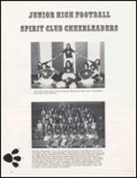 1976 Ft. Gibson High School Yearbook Page 78 & 79