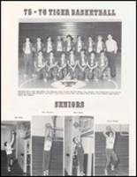 1976 Ft. Gibson High School Yearbook Page 82 & 83