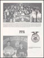 1976 Ft. Gibson High School Yearbook Page 92 & 93