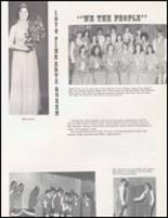 1976 Ft. Gibson High School Yearbook Page 104 & 105