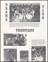 1976 Ft. Gibson High School Yearbook Page 106 & 107