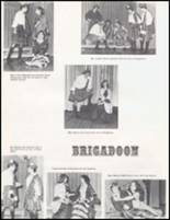 1976 Ft. Gibson High School Yearbook Page 108 & 109