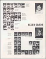 1976 Ft. Gibson High School Yearbook Page 110 & 111