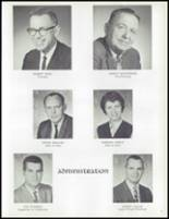 1968 Davis High School Yearbook Page 12 & 13