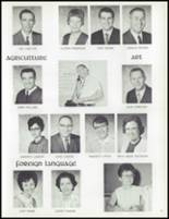 1968 Davis High School Yearbook Page 14 & 15