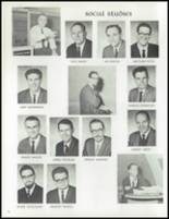 1968 Davis High School Yearbook Page 20 & 21