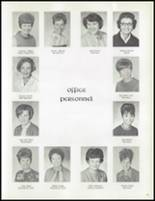 1968 Davis High School Yearbook Page 22 & 23