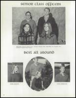 1968 Davis High School Yearbook Page 26 & 27