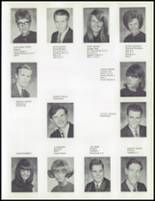 1968 Davis High School Yearbook Page 28 & 29