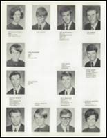 1968 Davis High School Yearbook Page 32 & 33