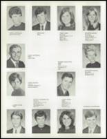1968 Davis High School Yearbook Page 34 & 35