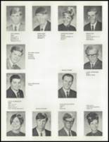 1968 Davis High School Yearbook Page 36 & 37