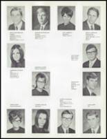1968 Davis High School Yearbook Page 38 & 39