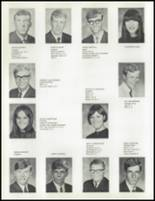 1968 Davis High School Yearbook Page 44 & 45
