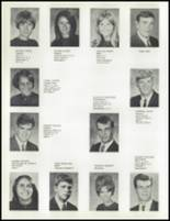 1968 Davis High School Yearbook Page 48 & 49