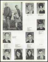 1968 Davis High School Yearbook Page 50 & 51