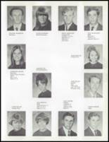 1968 Davis High School Yearbook Page 52 & 53
