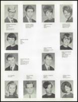 1968 Davis High School Yearbook Page 56 & 57
