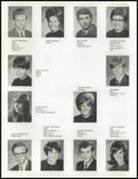 1968 Davis High School Yearbook Page 62 & 63