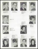 1968 Davis High School Yearbook Page 66 & 67