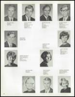 1968 Davis High School Yearbook Page 68 & 69