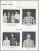 1968 Davis High School Yearbook Page 76 & 77